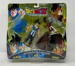 Dragon Ball Z Goku vs. Uub Legendary Battles Figure 2 Pack - FUNimation 2004 FS - $240.10
