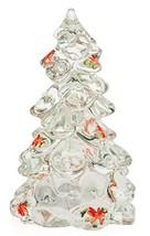 "Holiday Christmas Tree - Mosser Glass USA - Medium 5 1/2"" Crystal w/Poin... - $52.38"