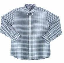 Club Room Men's Regular Fit Stretch Plaid Dress Shirt 17 1/2  32/33 SEALED!!!!! image 2