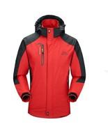 Men Soft Shell Hiking Jacket Outdoor Coat Waterproof Windproof Anti Swea... - $36.77+