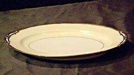 Noritake China Japan Goldora 882 Serving Platter  AA20-2139 Vintage image 4