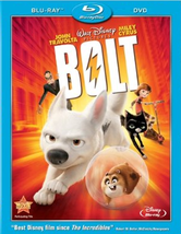 Disney Bolt (Blu-ray + DVD)