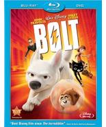 Disney Bolt (Blu-ray + DVD) - $5.95