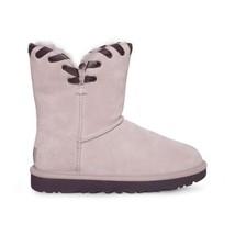 UGG AIDAH DUSK SUEDE SHEEPSKIN WIPSTITCH WOMEN'S BOOTS SIZE US 6/UK 4.5 NEW - $114.74