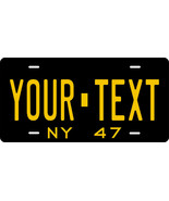 New York 1947 License Plate Personalized Custom Car Bike Motorcycle Mope... - $10.99+