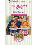 Tycoons Tots (Twins On The Doorstep) (Silhouette Romance, No 1228) (Pape... - $13.49