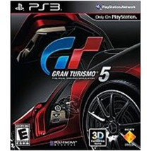 Sony 711719811428 Gran Turismo 5 for PlayStation 3 - $26.93