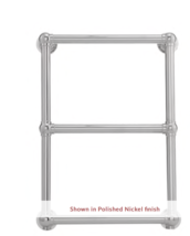 Artos T-STO60-W-BN Westover Stour Towel Warmer - Brushed Nickel - $420.75