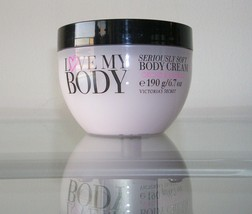 Victoria's Secret Love My Body Orchid & Bamboo Seriously Soft Body Cream - $31.54