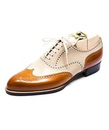 Handmade Best Men's Shoes And Footwear, Oxford Formal Dress Leather Shoes - $144.99+