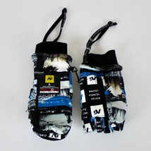 ANALOG Snowboard MARKSMAN Mitt Convertible Fingerless Glove Mitten Sz S ... - $376,62 MXN