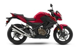 OES Frame Sliders 2015 2016 2017 2018 Honda CB300F No Cut Made In USA image 2