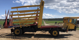2008 NEW HOLLAND H9870 For Sale In Durango, Colorado image 1