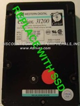 "SSD WD AC31200 3.5"" IDE Drive Replace with this SSD 2GB 40 PIN IDE Card - $29.95"