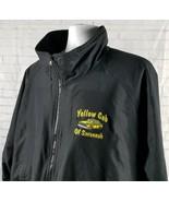 Savannah Georgia GA USA Yellow Cab Company Jacket Coat Size 3XL Big Man ... - $38.58