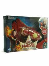 Captain Marvel Power FX Glove Light and Sound Marvel Comics Hasbro New S... - £14.22 GBP