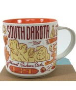 Starbucks 2019 South Dakota Been There Collection Coffee Mug NEW IN BOX - $37.74