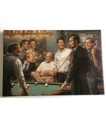Andy Thomas Callin the Blue Signed Giclee Canvas Art Print NEW Stretched... - $123.75