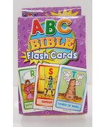 Alphabet Bible Flash Cards ABC Preschool Primary Home School Early Learn... - $15.92