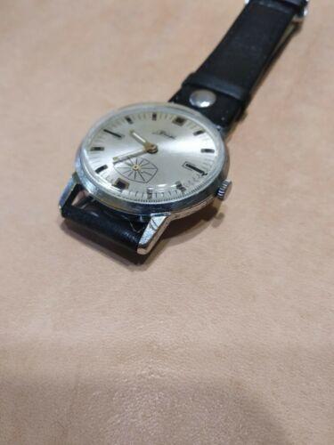 Vintage ZIM  mens wrist watch  vintage 15 Jewels 1960s Original USSR  image 2