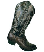 Tony Lama Men's Brown Leather Western Cowboy Boots 67044 Size 6 B - $69.50