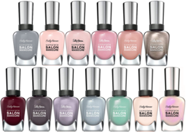 Sally Hansen Complete Salon Manicure Nail Polish MANY COLORS, BUY 2 GET ... - $5.24+