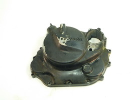 83 Kawasaki KLT250 Prairie Engine Clutch Side Cover / Right Crankcase Ho... - $109.99