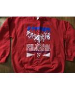 PHILADELPHIA PHILLIES Playoff Fever Howard Rollins Utley Sweatshirt Size... - $23.75
