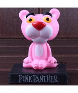 Anime Figure Lovely The Pink Panther Toys PVC Figure Action Car Home Dec... - $20.00