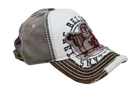 True Religion Men's Premium Vintage Distressed Buddha Trucker Hat Cap TR1101 image 15