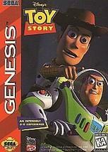 Disney's Toy Story (Sega Genesis, 1995) CART ONLY - $7.67