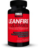 LeanFire Ultimate Thermogenic Fat Burner Supplement for Men and Women wi... - $34.99