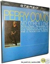 No Other Love [Vinyl] Perry Como - $13.57