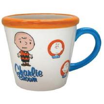 Peanuts Charlie Brown Thru The Years Ceramic 12 oz Coffee Mug, NEW BOXED - $11.64