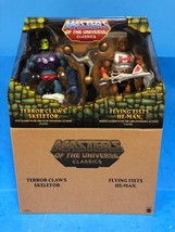 * Masters of the Universe Classics Terror Claws Skeletor Flying Fists He... - $59.95
