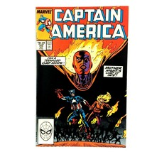 Captain America #356 Marvel 1989 VF Sisters of Sin 1st Appearance Mother... - $4.90