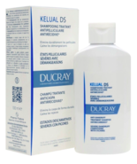 DUCRAY KELUAL DS Dandruff Scales Shampoo 3.3 fl oz 100 ml US SELLER Exp ... - $20.78