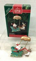 1991 Up N Down Journey Moves Hallmark Christmas Tree Ornament MIB Tag - $12.38
