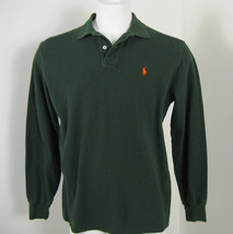 NEW! Polo Ralph Lauren Long Sleeve Polo Shirt!  *100% Cotton Mesh Material* - $49.99