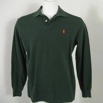 NEW! Polo Ralph Lauren Long Sleeve Polo Shirt!  *100% Cotton Mesh Material* - $49.99
