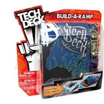 Spinmaster Tech Deck Build A Ramp Playset Kicker - $14.54