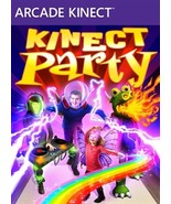 Kinect Party: Full Unlock DLC, xbox 360 game download card code [DIGITAL] - $7.88