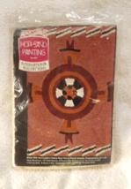 Hopi Sand Painting International Rug Pattern Aunt Lydia's No. 403 - L 445 - $3.20