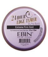 Ebin New York 24 Hour Edge Tamer Extreme Firm Hold Edge Control 4oz - $12.38
