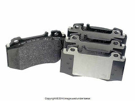 Mercedes r129 (1998-2002) FRONT Brake Pad Set GENUINE +1 YEAR WARRANTY - $137.55