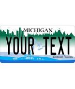 Michigan 2007 2 License Plate Personalized Custom Auto Car Bike Moped Mo... - $10.99+