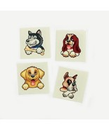 Assorted Puppy Party Temporary Tattoos Child Favors Bag Fillers 48 Pieces - $2.30