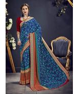 Ethnic Party Wears Bollywood Designer Saree Silk Sari All Occasion Wears... - $54.99