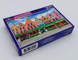 Markt Of Burges, Belgium - Puzzle - 300 Pc - New - $4.46