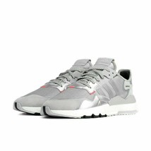 adidas Nite Jogger SILVER METALLIC REFLECTIVE EE5851 Men's sizes 8.5 - 13 - $41.99